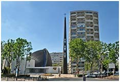 La cathédrale de Créteil